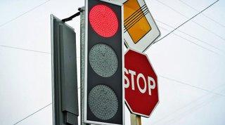 Современные светодиодные светофоры появились на перекрестках Уссурийска