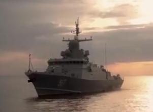 Ракетный корабль «Уссурийск» спустят на воду в 2024 году