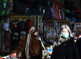 В Уссурийске закрыли рынок, где жил чихающий китаец