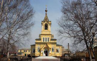 Храмы Уссурийска проведут пасхальные службы без прихожан