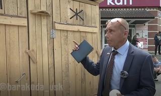 Приморский «чиновник Наливкин» обеспечил Уссурийск бесплатными общественными туалетами