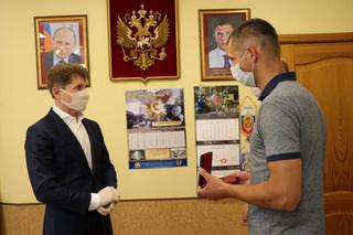 Почетному жителю Уссурийска присвоена государственная награда