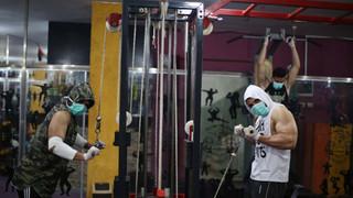 Свои двери для посетителей вновь открыли семь крупных фитнес-центров Уссурийска