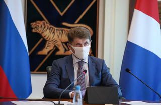 Олег Кожемяко: Приморье подошло ко второму этапу снятия ограничений