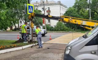 Четыре новых светофора появятся в Уссурийске