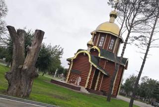 Храм Александра Невского освятили в Уссурийске
