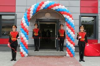 Крытая ледовая арена сдана в эксплуатацию в Уссурийском суворовском военном училище