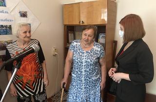 Дом-интернат для престарелых нового типа появится в Уссурийске