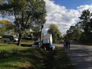 Трое детей пострадали в ДТП в Приморье