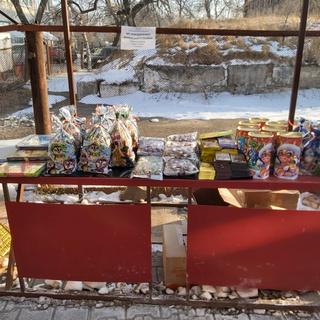 Елочный базар открылся в Уссурийске