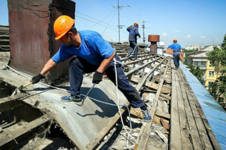 В Уссурийске отремонтируют пять многоквартирных домов