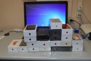Уссурийские таможенники задержали 20 незадекларированных айфонов и таблетки для похудения