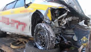 В Уссурийске пассажир такси угнал автомобиль таксомоторной компании