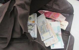 Более 20 тысяч долларов США обнаружили уссурийские таможенники у водителя фуры, выезжавшей в Китай