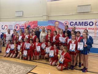 Всероссийский турнир по самбо «Уссурийская тайга» стартовал в выходные в Приморье