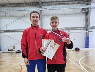 Уссурийская спортсменка приняла участие в Первенстве России по бадминтону
