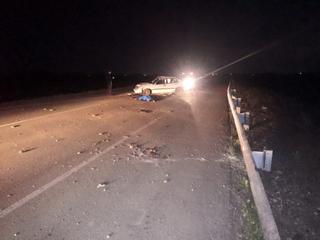 Полиция проводит проверку по факту ДТП со смертельным исходом на трассе Уссурийск-Пограничный