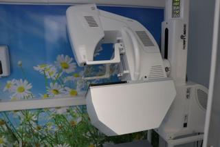 Обследование на маммографе прошли 863 женщины в Уссурийске