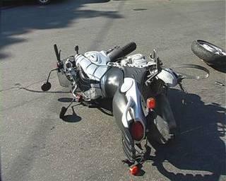 В ДПТ в Уссурийске погиб мотоциклист