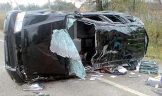 Молодая автомобилистка разбилась в Уссурийске