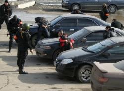 В Уссурийске задержана банда разбойников