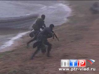 Бойцы бригады специального назначения из Уссурийска показали себя на соревнованиях в Пскове