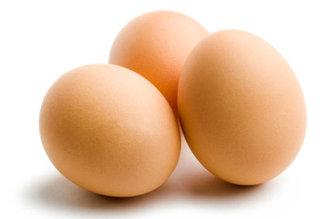 В Уссурийске уничтожили крупную партию несвежих  куриных яиц