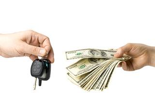 Автолюбительница арестована за взятку