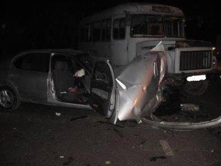 В  Уссурийске начинающий автомобилист спровоцировал тяжелую аварию