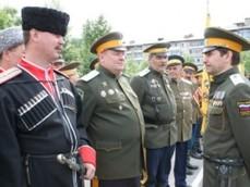 Уссурийские казаки официально поступают на службу государству