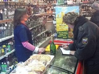 Уссурийские молодогвардейцы вышли в рейд против продажи алкоголя несовершеннолетним