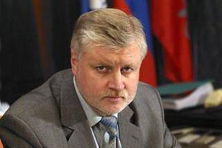 Сергей Миронов посетил Храм Покрова Пресвятой Богородицы в Уссурийске