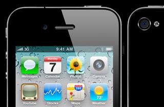 iPhone 4S теперь и на российском рынке