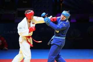 В Уссурийске прошел Дальневосточный турнир по армейскому рукопашному бою