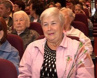 Пожилых людей Уссурийска чествовали в