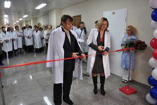 Отделение гемодиализа открылось в Уссурийске