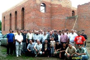 Крупнейшая мечеть Приморья строится на одни пожертвования