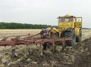 Труженики агропромышленного комплекса приступили к весенне-полевым работам
