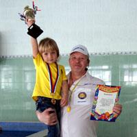 Сборная Приморского края вернулась с соревнований по водному поло