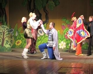 В театре ДВО поставили мюзикл по мотивам