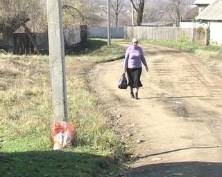 В сёлах округа восстанавливают дороги