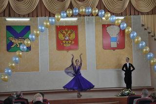 В Уссурийске отметили День российского предпринимательства