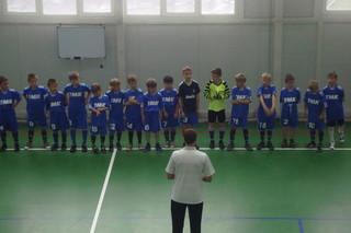 «Мостовички» провели товарищеский матч