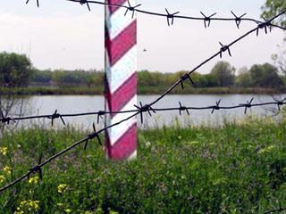 За неделю на участке Пограничного управления задержано два нарушителя госграницы
