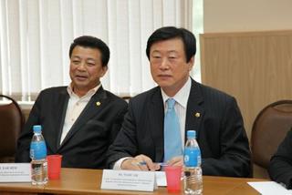 УГО посетила делегация корейских депутатов из провинции Кангвон