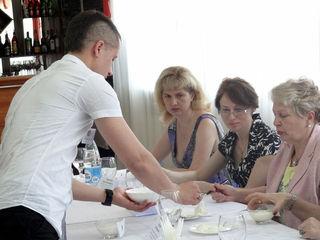 Смотр качества молочной продукции  прошёл в Уссурийске