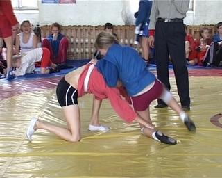 В Уссурийске стало на одну спортивную Федерацию больше - по женскому самбо