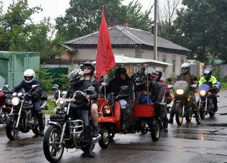 В Уссурийске прошёл День мотоциклиста