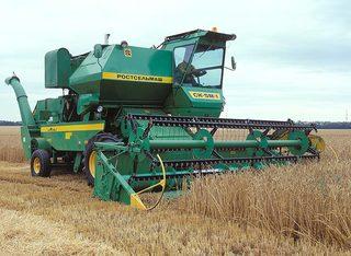 Уборка раннего урожая началась на полях УГО