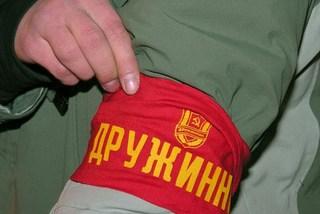 За порядком в Уссурийске следит народная дружина района Пивзавод